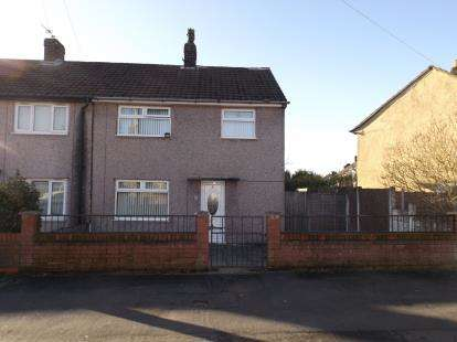 3 Bedrooms Semi Detached House for sale in Brook End, St. Helens, Merseyside, WA9