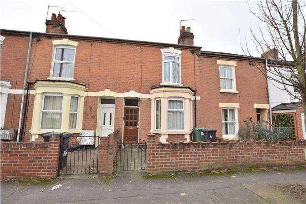 2 Bedrooms Terraced House for sale in Linden Road, GLOUCESTER, GL1 5HD