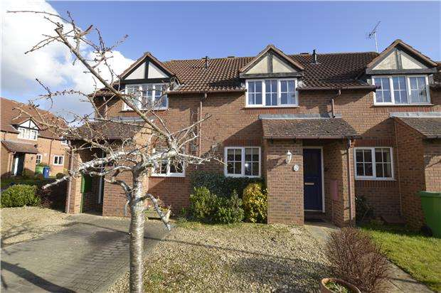 2 Bedrooms Terraced House for sale in Ashlea Meadow, Bishops Cleeve, GL52