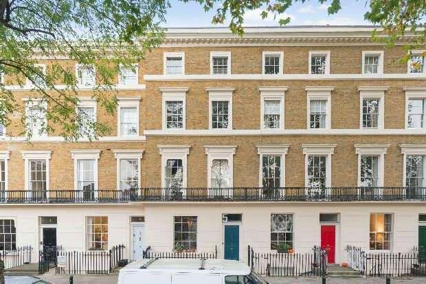 6 Bedrooms Unique Property for sale in Regents Park Terrace, Regents Park, NW1