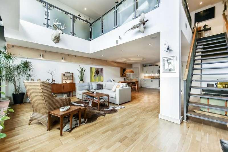 1 Bedroom Flat for sale in Fairfield Road, London E3