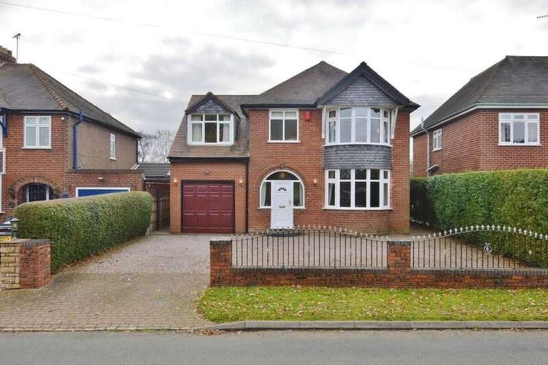 4 Bedrooms Detached House for sale in Chaseley Road, Etchinghill