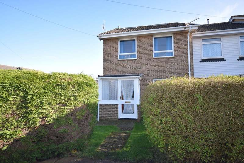 3 Bedrooms End Of Terrace House for sale in Moor View, Godshill