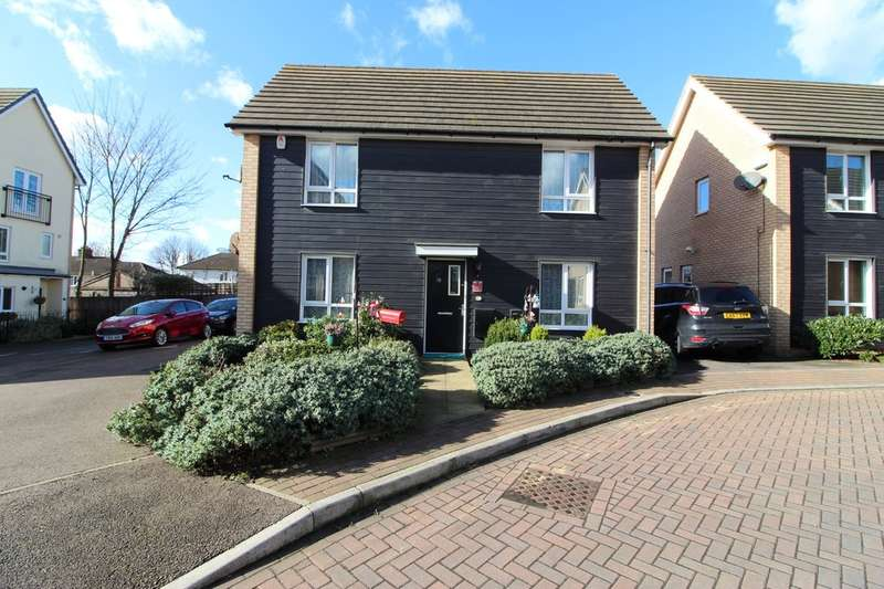 3 Bedrooms Detached House for sale in The Rookery, West Thurrock