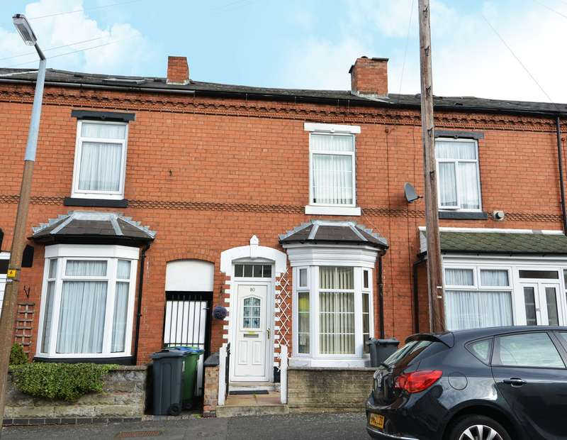 2 Bedrooms Terraced House for rent in Ethel Street, Bearwood, B67