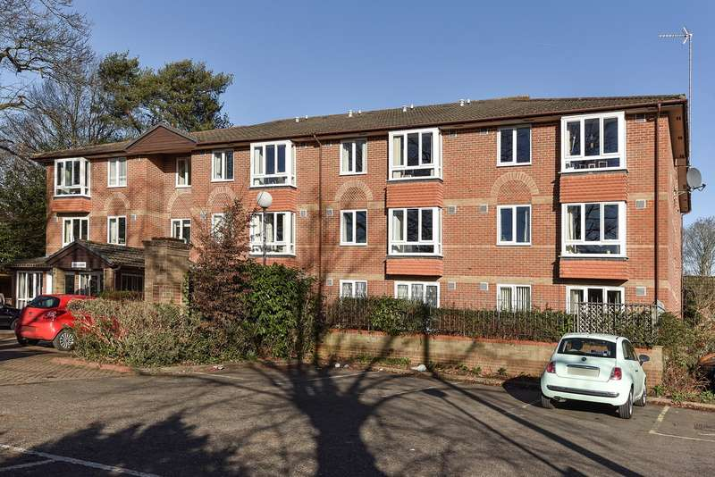 1 Bedroom Retirement Property for sale in New Road, Crowthorne, RG45