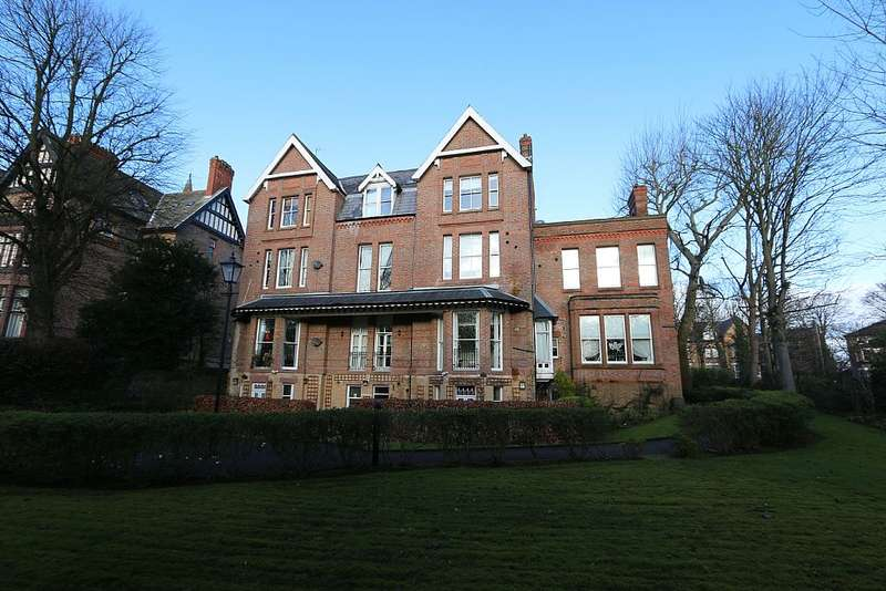 2 Bedrooms Apartment Flat for sale in 46 Ullet Road, Liverpool, Merseyside, L17 3BP