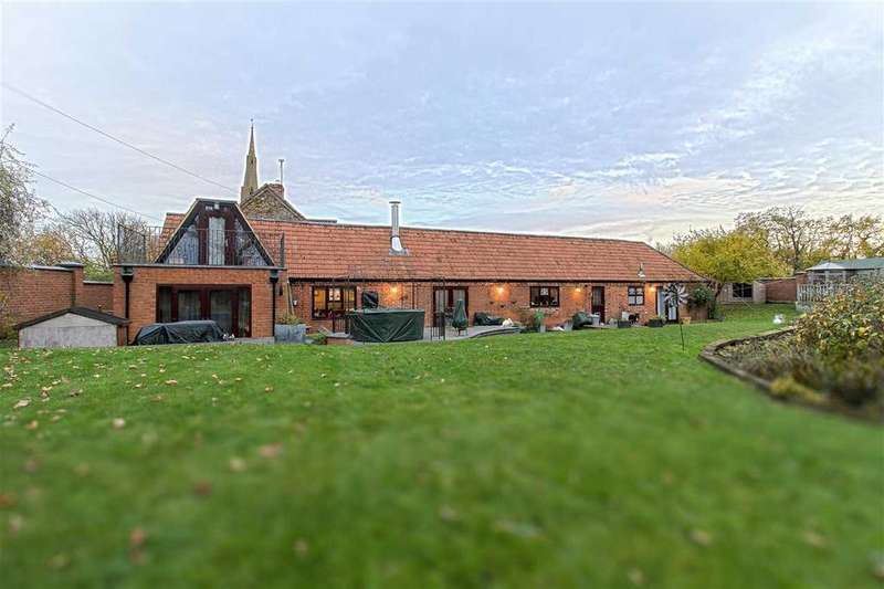4 Bedrooms Barn Conversion Character Property for sale in Maple Pond, Rushden Road, Newton Bromswold