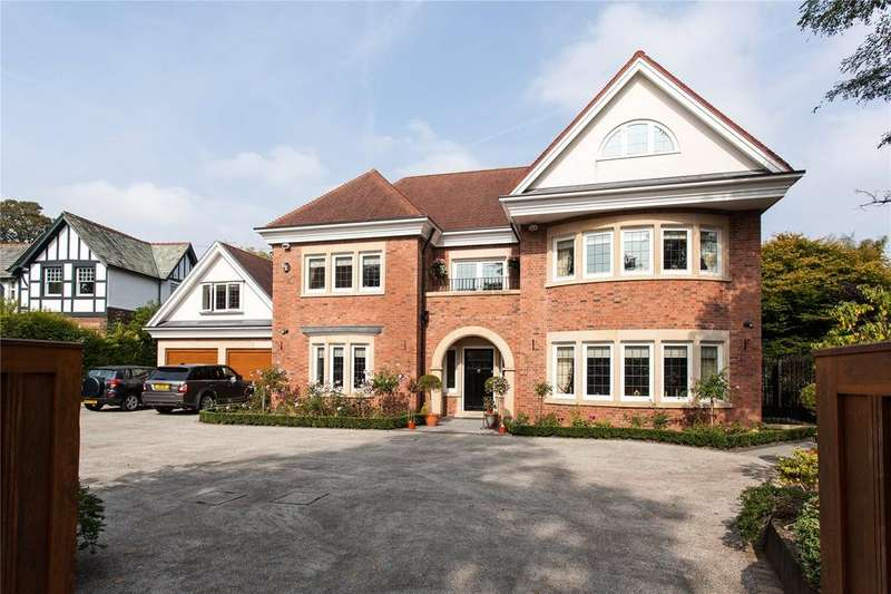 5 Bedrooms Detached House for sale in Belgrave Road, Bowdon, Cheshire, WA14