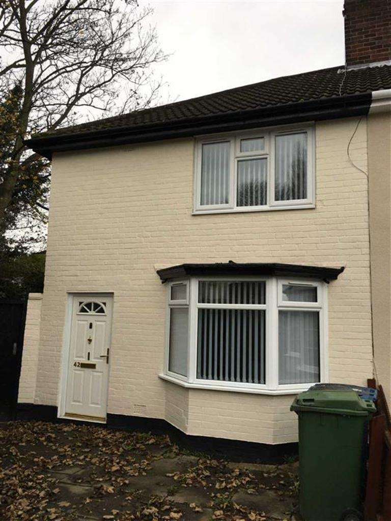 3 Bedrooms Terraced House for sale in Kemsley Road, Liverpool