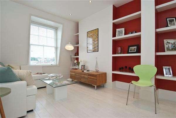 1 Bedroom Apartment Flat for rent in Pater Street, Kensington W8