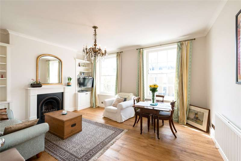 2 Bedrooms Maisonette Flat for sale in Albert Street, Camden, London, NW1