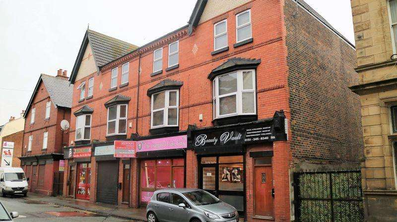 2 Bedrooms Apartment Flat for rent in St Marys Road, Liverpool L19