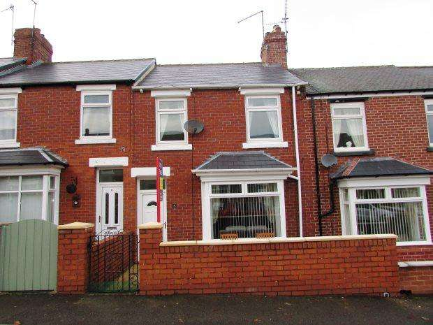3 Bedrooms Terraced House for sale in DILLON STREET, SEAHAM, SEAHAM DISTRICT