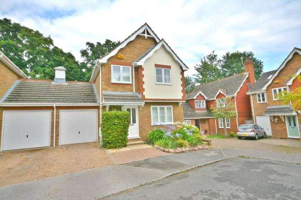 4 Bedrooms Link Detached House for sale in Kaynes Park, Ascot, Berkshire