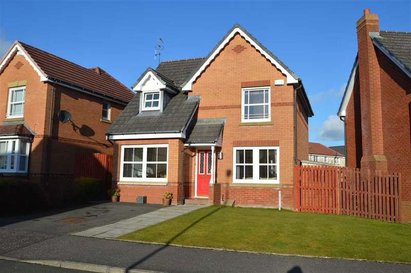 3 Bedrooms Detached House for sale in Glenhead Drive, Motherwell