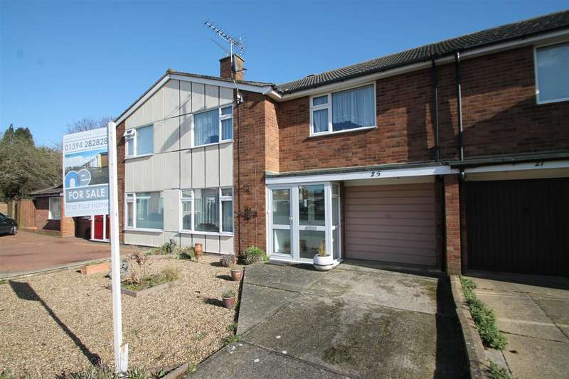 3 Bedrooms House for sale in Wentworth Drive, Felixstowe