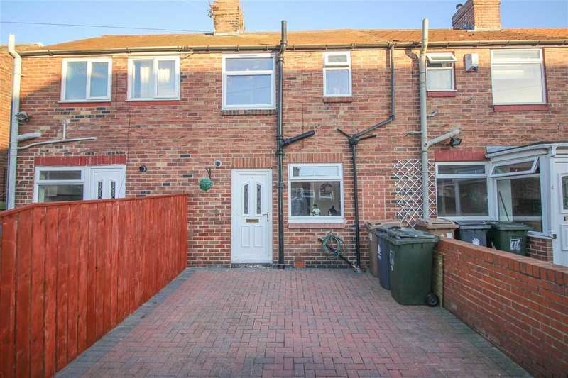 2 Bedrooms Terraced House for sale in Queens Gardens, Annitsford, Cramlington