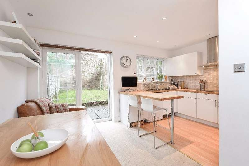 3 Bedrooms End Of Terrace House for sale in Barnfield Gardens Brighton East Sussex BN2