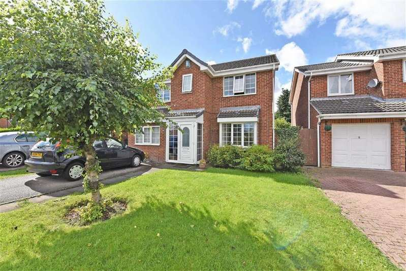 4 Bedrooms Detached House for sale in Hebburn
