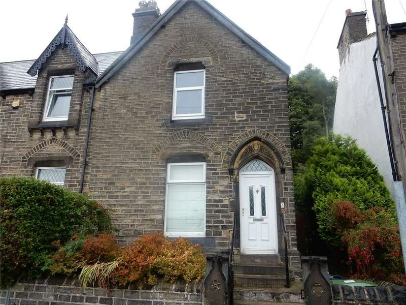 2 Bedrooms Semi Detached House for sale in School Lane, Berry Brow, Huddersfield, HD4