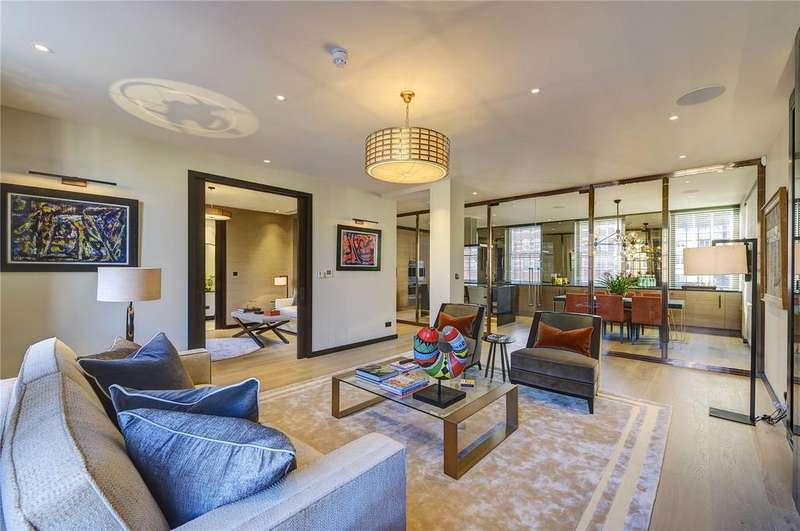 2 Bedrooms Flat for sale in Princes Gate Court, Knightsbridge, London, SW7