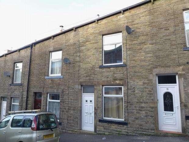 2 Bedrooms Terraced House for sale in Erringden Street Todmorden