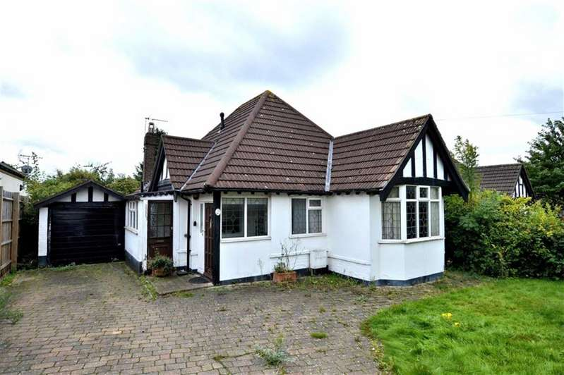 2 Bedrooms Detached Bungalow for sale in Forest Drive, Theydon Bois