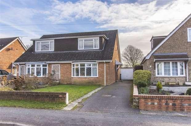2 Bedrooms Semi Detached House for sale in Sandy Lane, Fair Oak, EASTLEIGH, Hampshire