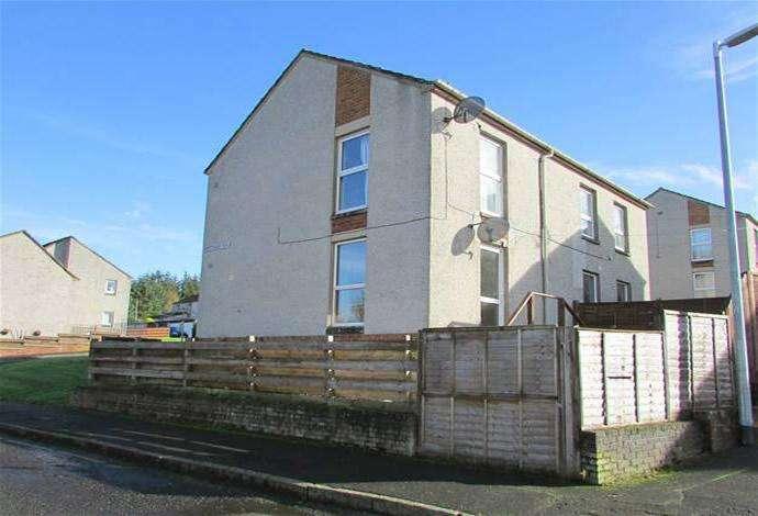 2 Bedrooms Flat for sale in 17a Borthaugh Road, Hawick, TD9 0DA