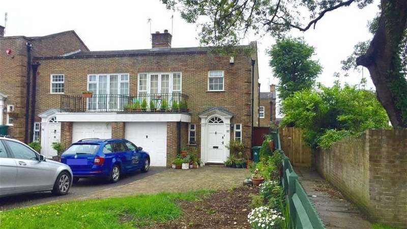 3 Bedrooms Terraced House for sale in The Martlet, Hove, East Sussex