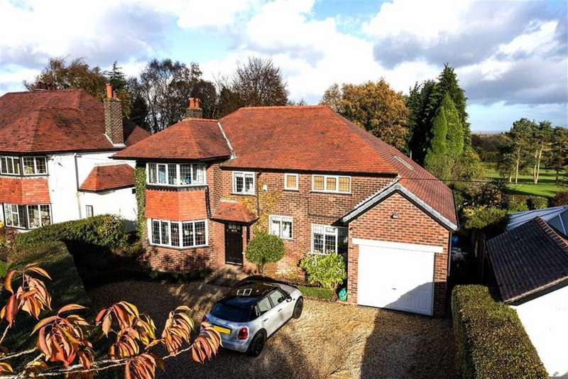 4 Bedrooms Detached House for sale in Rydal Drive, Hale Barns, Cheshire, WA15