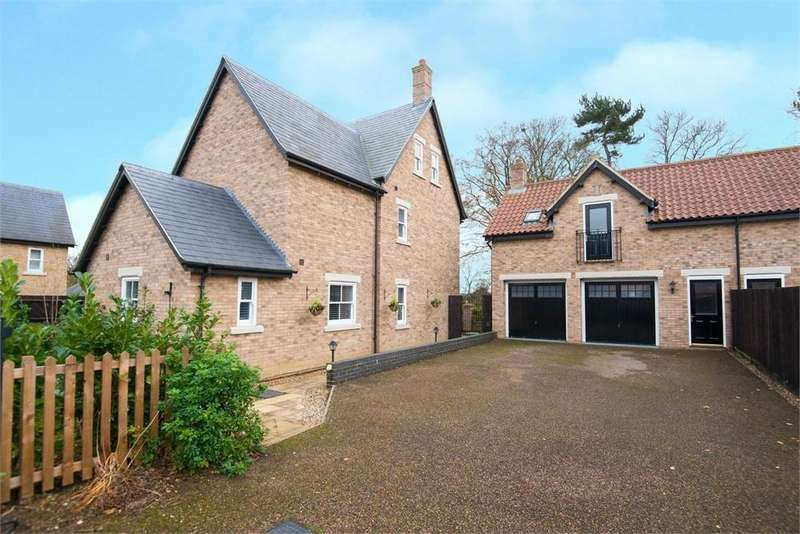 5 Bedrooms Detached House for sale in Fleming Drive, Fairfield Park