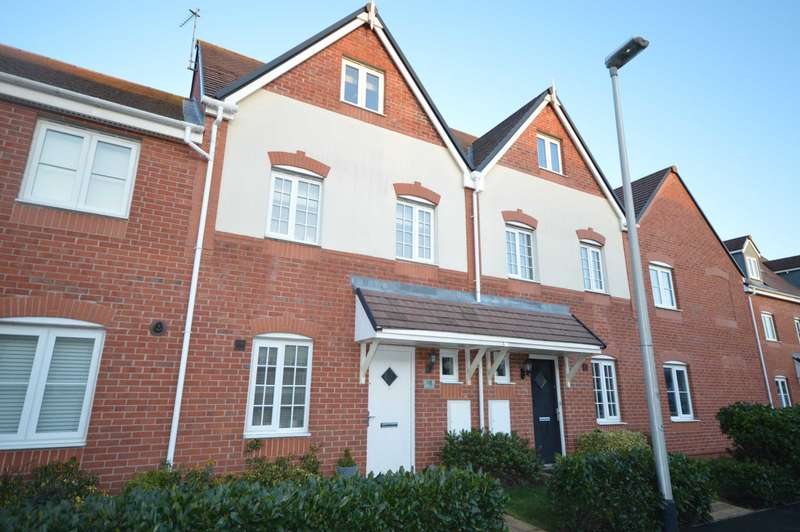3 Bedrooms Terraced House for sale in Bryce Drive, Bromborough