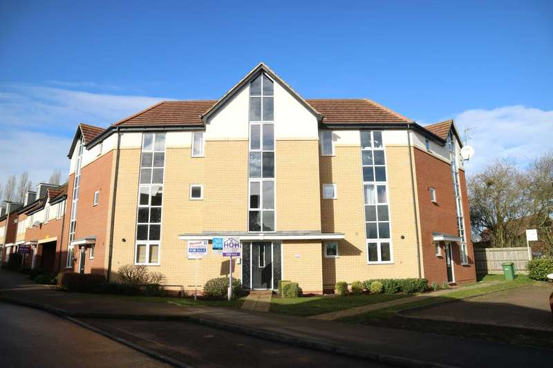 2 Bedrooms Apartment Flat for sale in Sakura Walk, Willen