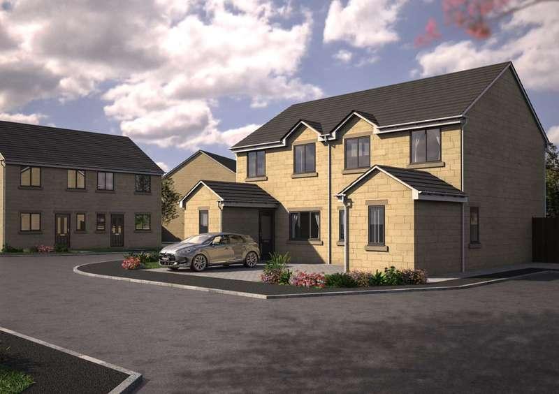 3 Bedrooms Semi Detached House for sale in 23 Delf Hill Close, Low Moor, Bradford, BD12 0AJ
