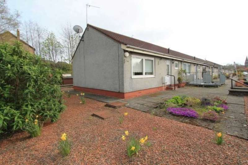 1 Bedroom Bungalow for sale in Harvey Terrace, Lochwinnoch