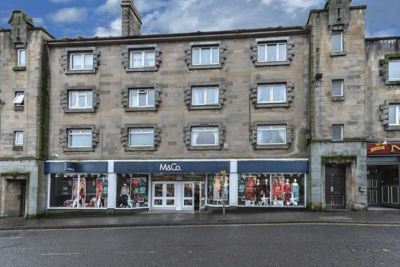 2 Bedrooms Flat for sale in Houstoun Square, Johnstone