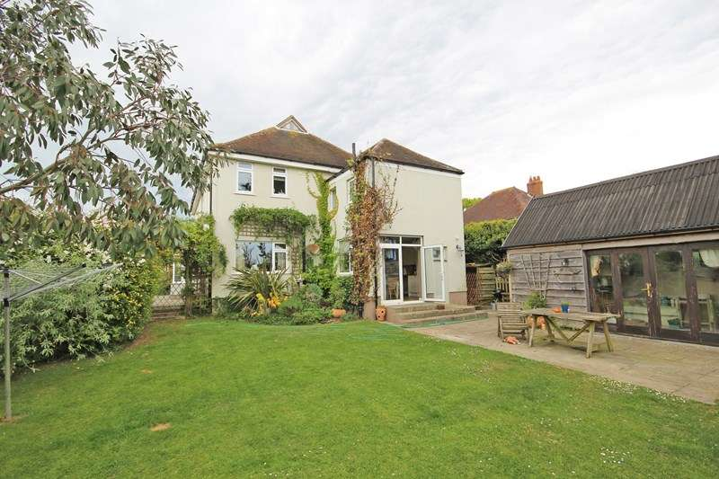 5 Bedrooms Detached House for sale in Barton Court Avenue, Barton On Sea, New Milton