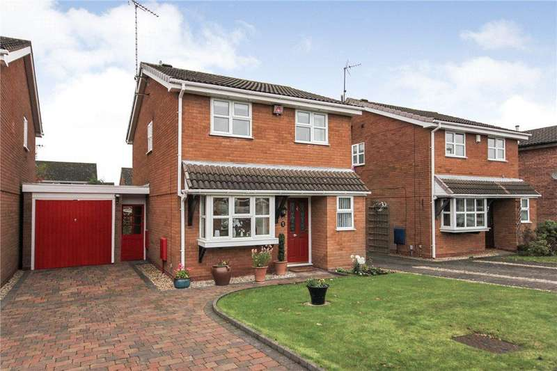 3 Bedrooms Detached House for sale in Sheraton Grange, Stourbridge, West Midlands, DY8