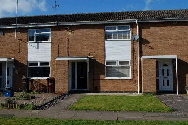 2 Bedrooms Terraced House for sale in Chiltern Way, Duston, Northampton NN5 6BP