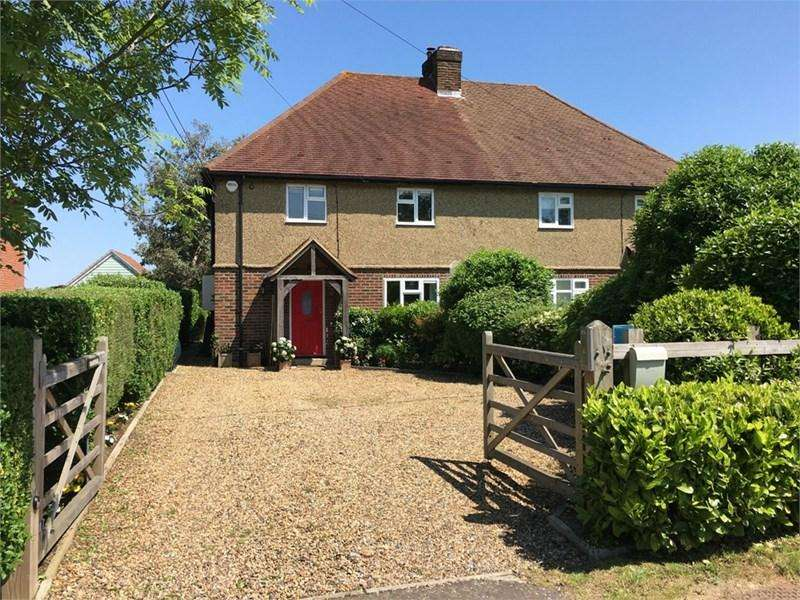 3 Bedrooms Semi Detached House for sale in Matching Tye, Matching