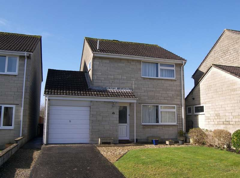 3 Bedrooms Detached House for sale in Penleigh Close, Corsham