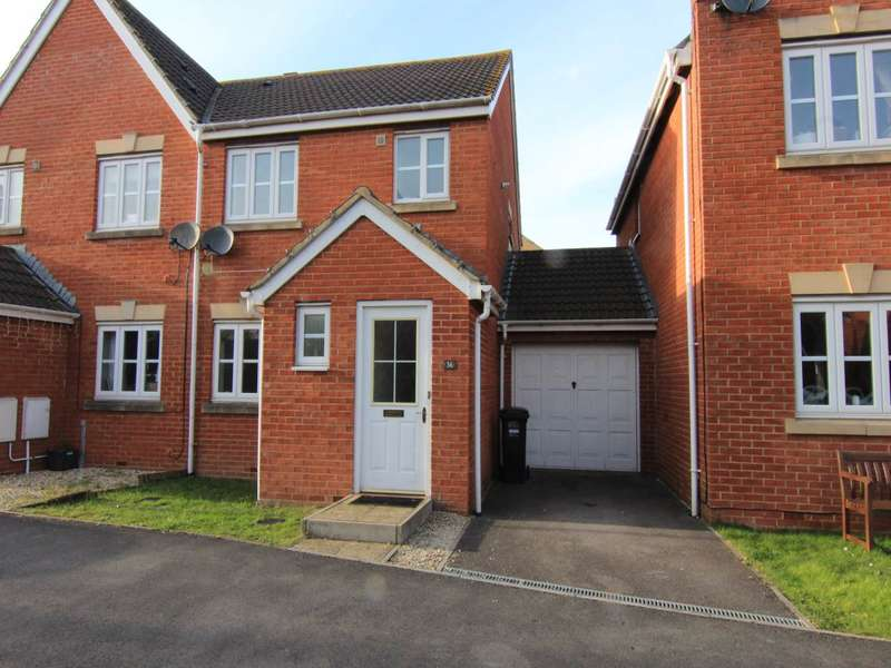 3 Bedrooms House for rent in Oaktree Place, St Georges, Weston-super-Mare
