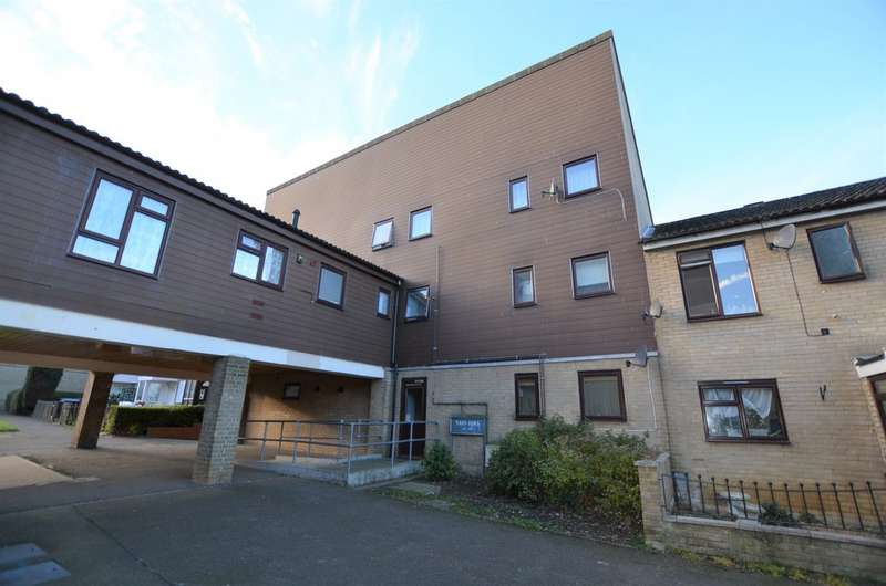 1 Bedroom Apartment Flat for sale in Taylifers, Harlow CM19