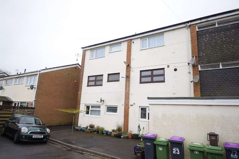 2 Bedrooms Apartment Flat for sale in Longbridge Estate, Ponthir, Newport, NP18