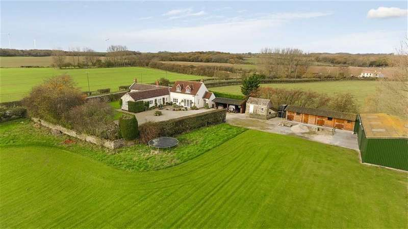 4 Bedrooms Country House Character Property for sale in Little Stainton, Bishopton