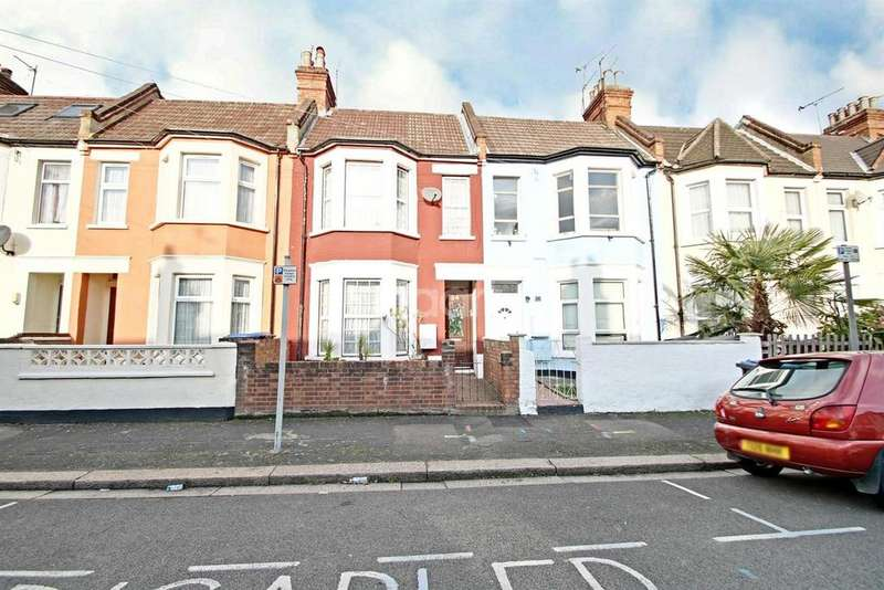 4 Bedrooms Terraced House for sale in Redfern Road, NW10