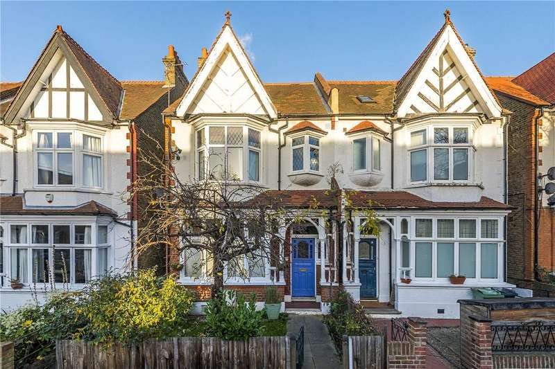 3 Bedrooms Flat for sale in Wavertree Road, Streatham, London, SW2