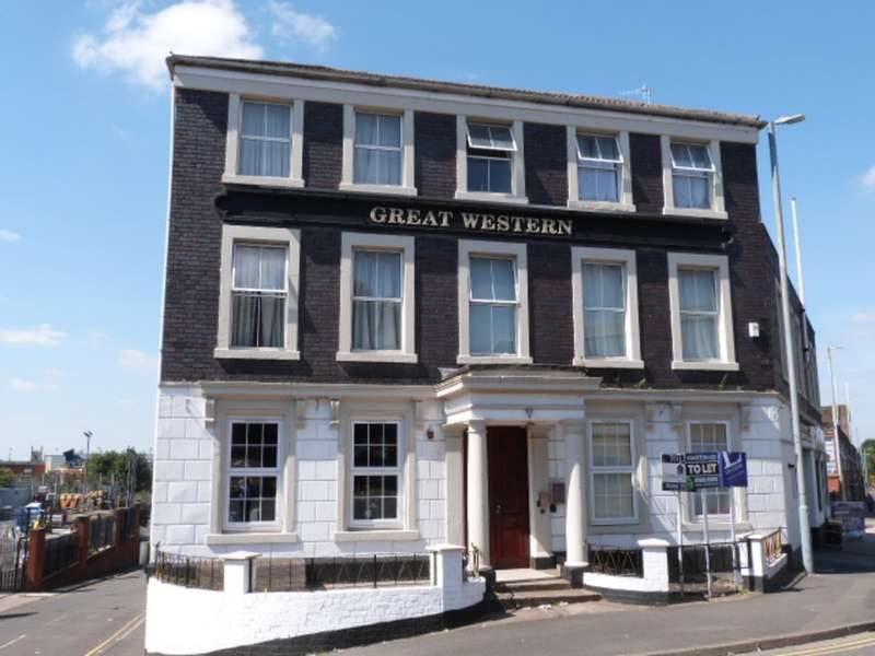 1 Bedroom Apartment Flat for rent in 8 Shrub Hill, Worcester WR4